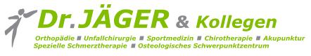 Dr med Klaus J. Jäger